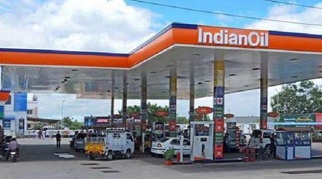 Indian Oil Shell Mukhaizna