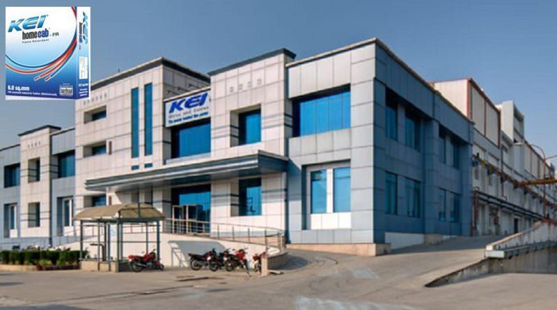KEI Industries Plant