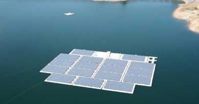 KSEB Kerala 500KWp floating Solar Power Banasurasagar Reservoir