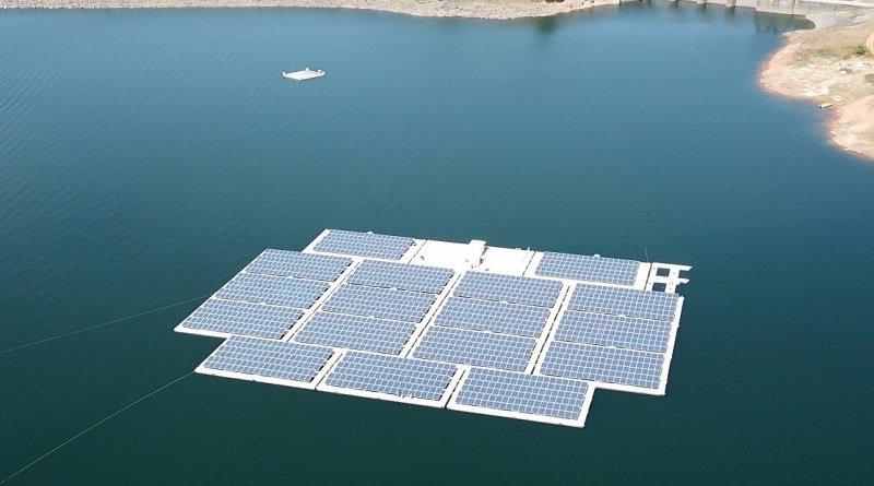 KSEB Kerala 500KWp floating Solar Power Banasurasagar Reservoir