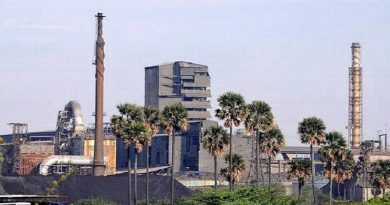 Sterlite Copper Plant