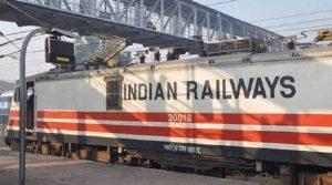 Indian Railways Track Electrification