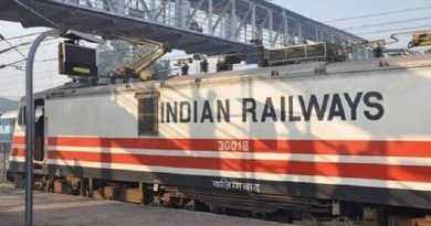 Indian Railways Track Electrification