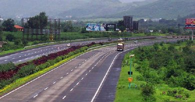 Mumbai Pune Expressway NHAI Highway