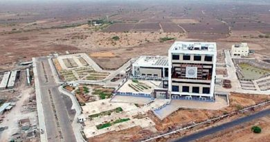 Dholera ABCD Building