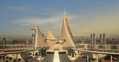 Dholera Smart City conceptualization