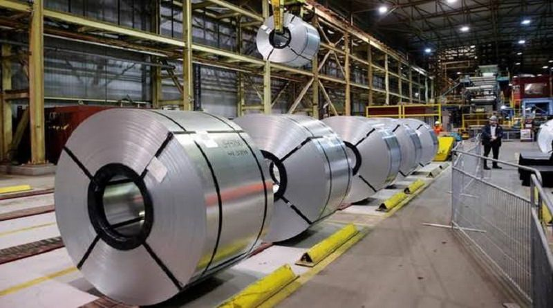 Aluminum Flat rolled products plant
