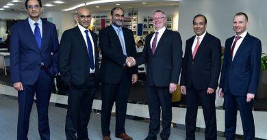 C&S and Siemens agreement handshake