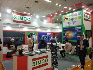 SIMCO's stand at Cable & Wire 2019