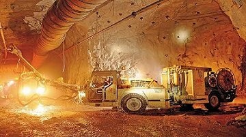 Mines Hindustan Zinc HZL
