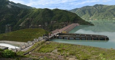 NTPC Koldam Hydro Power Plant Himachal