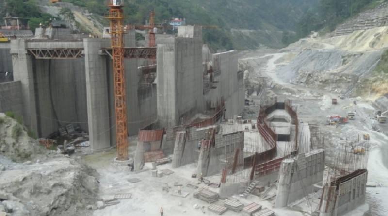 Teesta Hydro Power Project