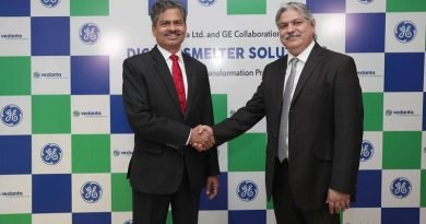 Vedanta Aluminium for GE Digital Twin Solution