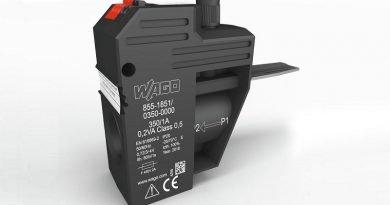 WAGO Voltage & Current Tap for 185 sqmm Terminal Blocks