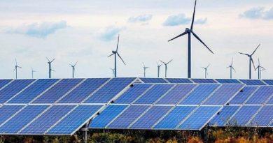 Wind-Solar Hybrid Energy Park
