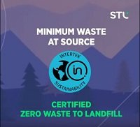 Sterlite Technology Awarded Zero Waste to Landfill Certificate