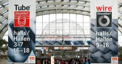 Wire & Tube Show Dusseldorf