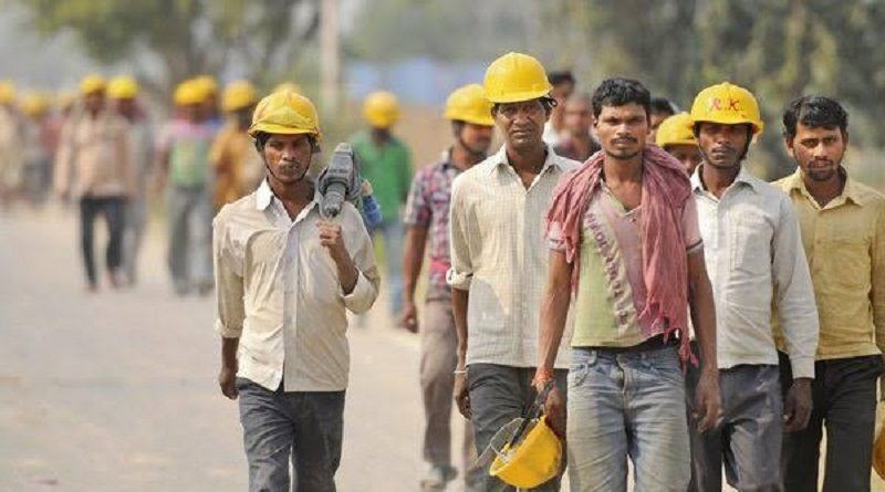 Indian Labour Force
