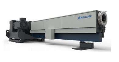 Maillefer Extruder NXW 225-22D