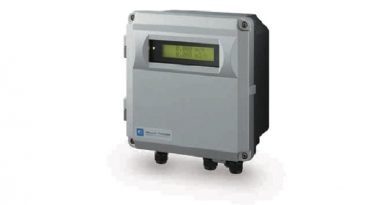 Fuji Electric Ultrasonic Flow Meter