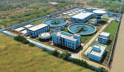 Water Efflunet Treatment project general