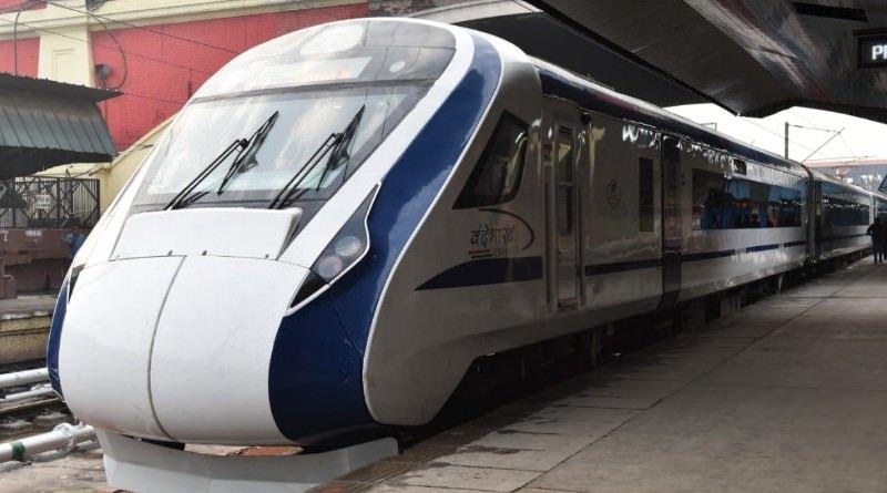 Semi-High Speed Train