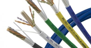 Belden Cat 6A Cable 10GXW Cables