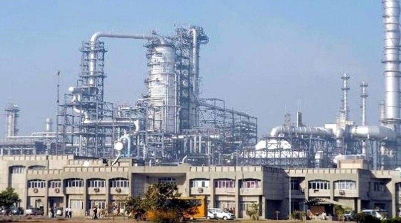 IOCL Paradip Oil Refinery