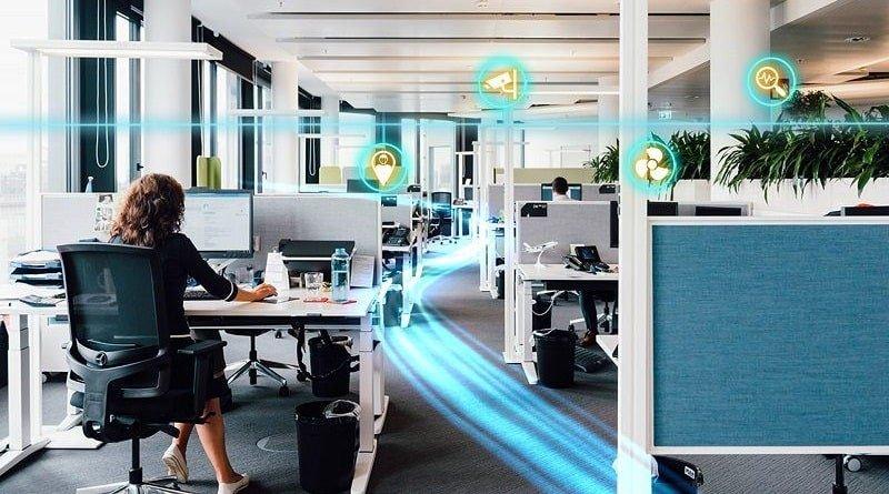 Siemens Smart Building Covid Solution