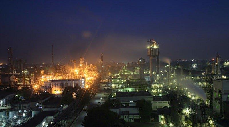 GSFCL, Gujarat State Fertilizers & Chemicals Ltd's Plant