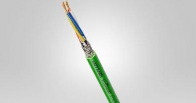 Lapp Etherline Robot PN Cat 5e cable
