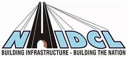 NHIDCL, National Highways and Infrastructure Development Corporation Ltd. logo