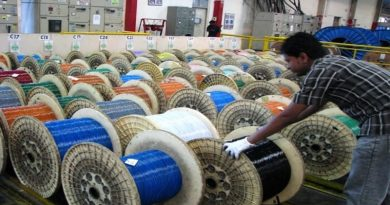 Sterlite Technologies Ltd. to expand optical fibre cable facility
