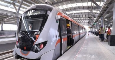 GMRCL Metro