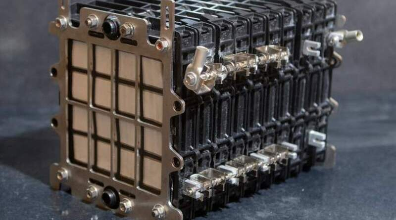Aluminium-Air Battery
