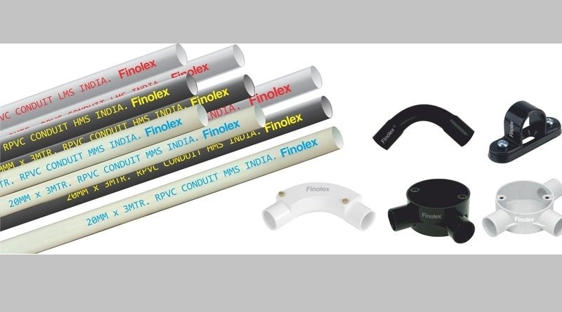 Finolex Cables lauches RPVC Conduits