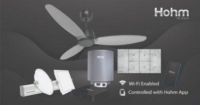 Polycab's Home Automation Range Hohm