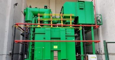 Siemens Synthetic Ester Oil Transformer