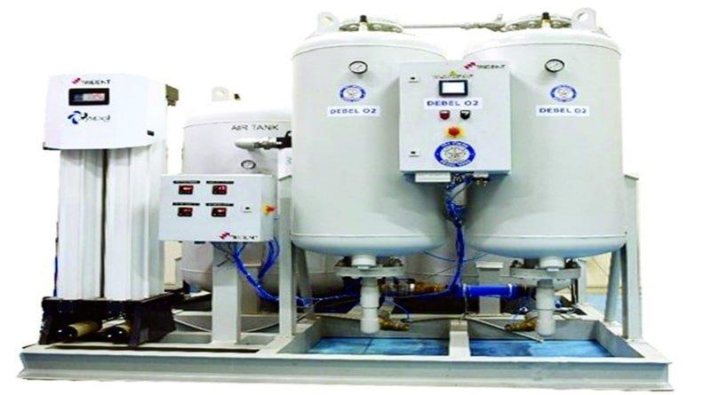 DRDO Medical Oxygen Plant