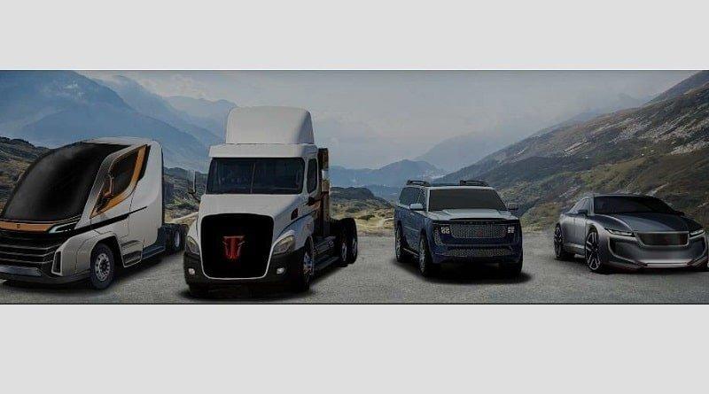 Triton Electric Vehicle EVs