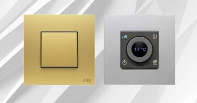 ABB's Zenit and Millenium Smart Switches